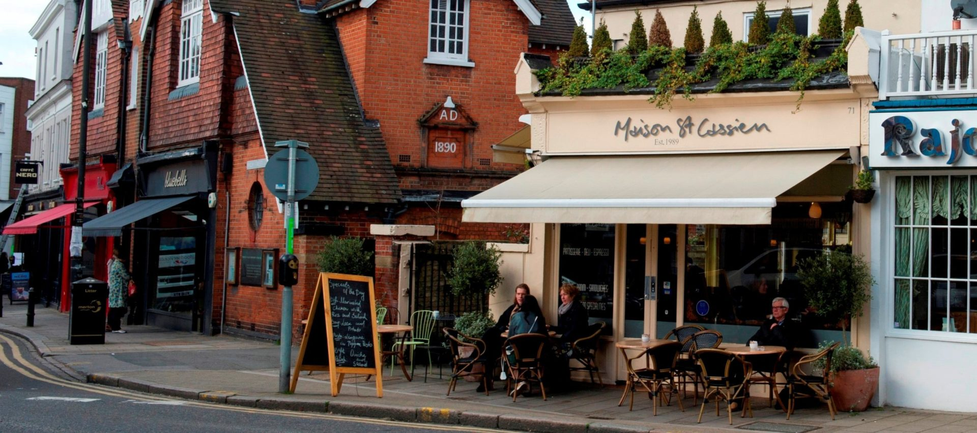 Where Town meets Country – Victoria Norman explores the joys of Wimbledon Village
