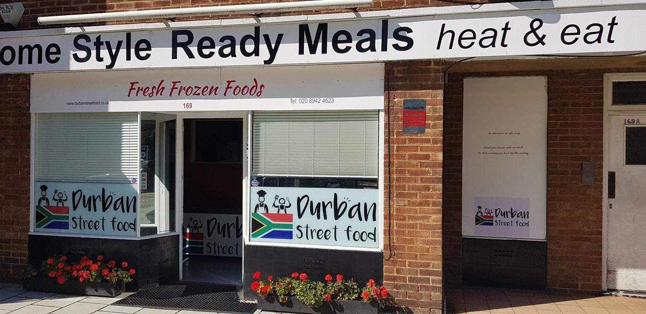 Durban Street Food