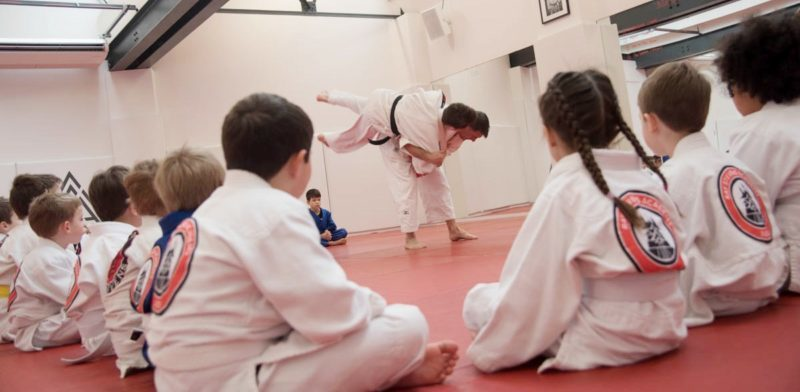 ON THE MAT with Ray Stevens, Judo Olympian explains how Judo equips kids for life