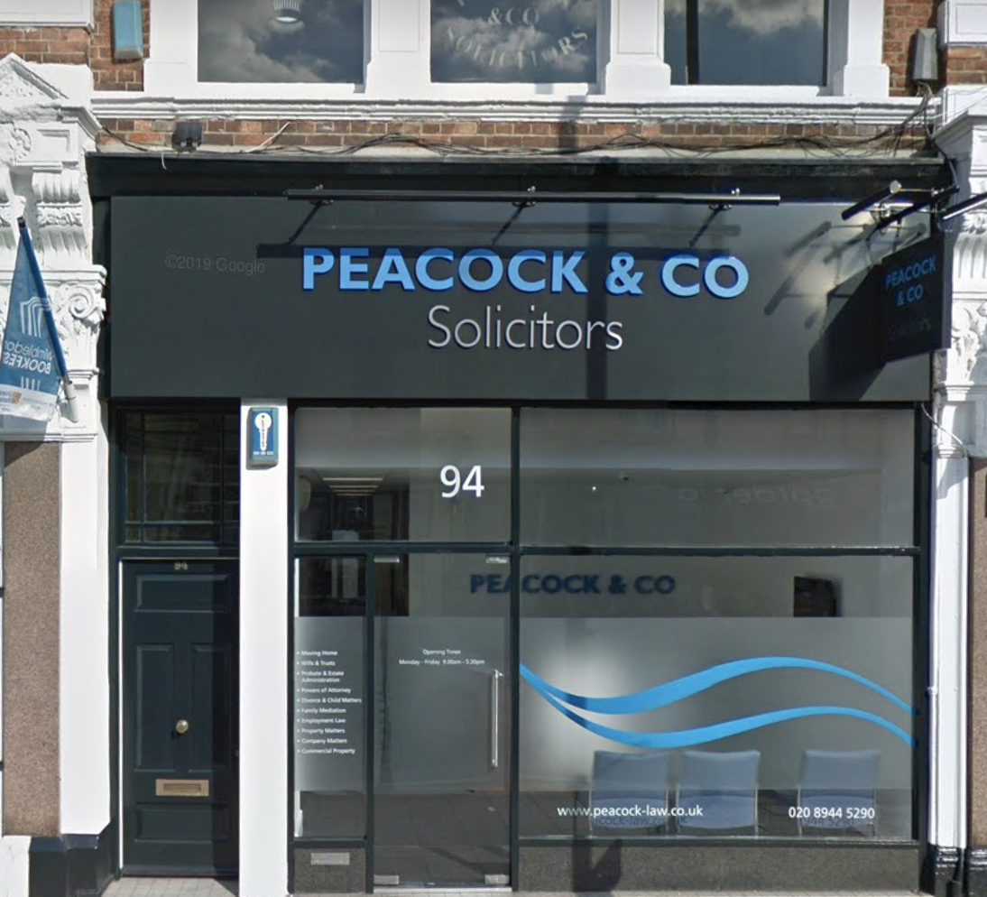 PEACOCK & CO SOLICITORS