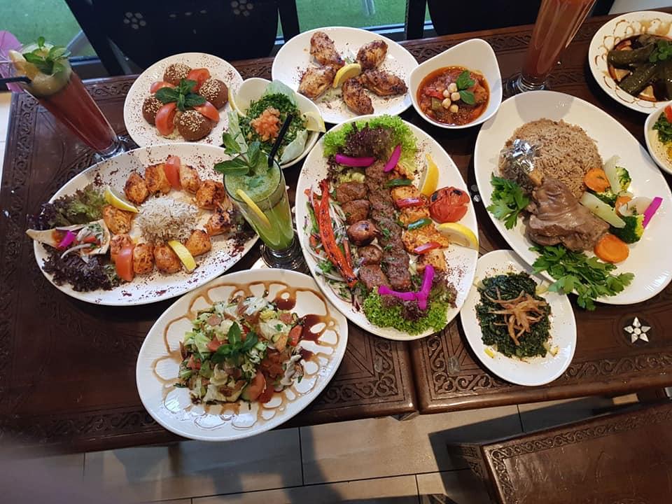 Aya – Lebanese Cuisine