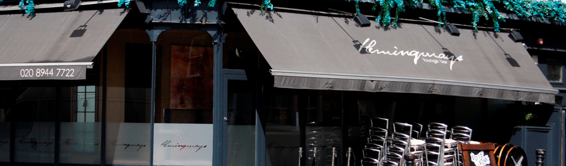 Hemingways – Wimbledon Village