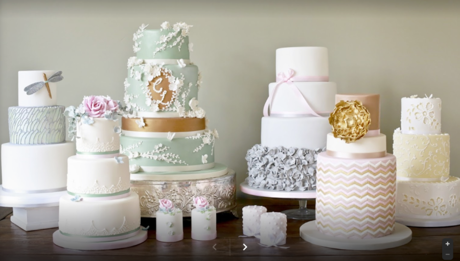 CAKES FOR ALL OCCASIONS with award winning ROBIN GREEN