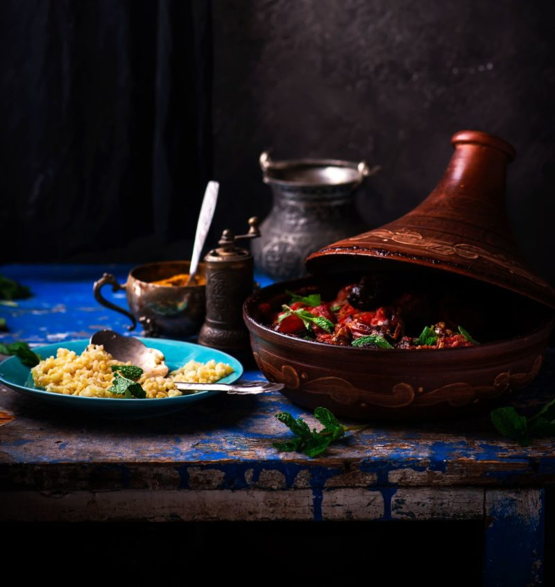 Carole Cory's Cook's Corner Tagine for a superb supper at home