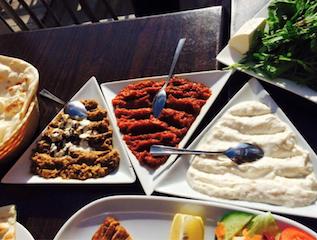 Narenj Persian Restaurant