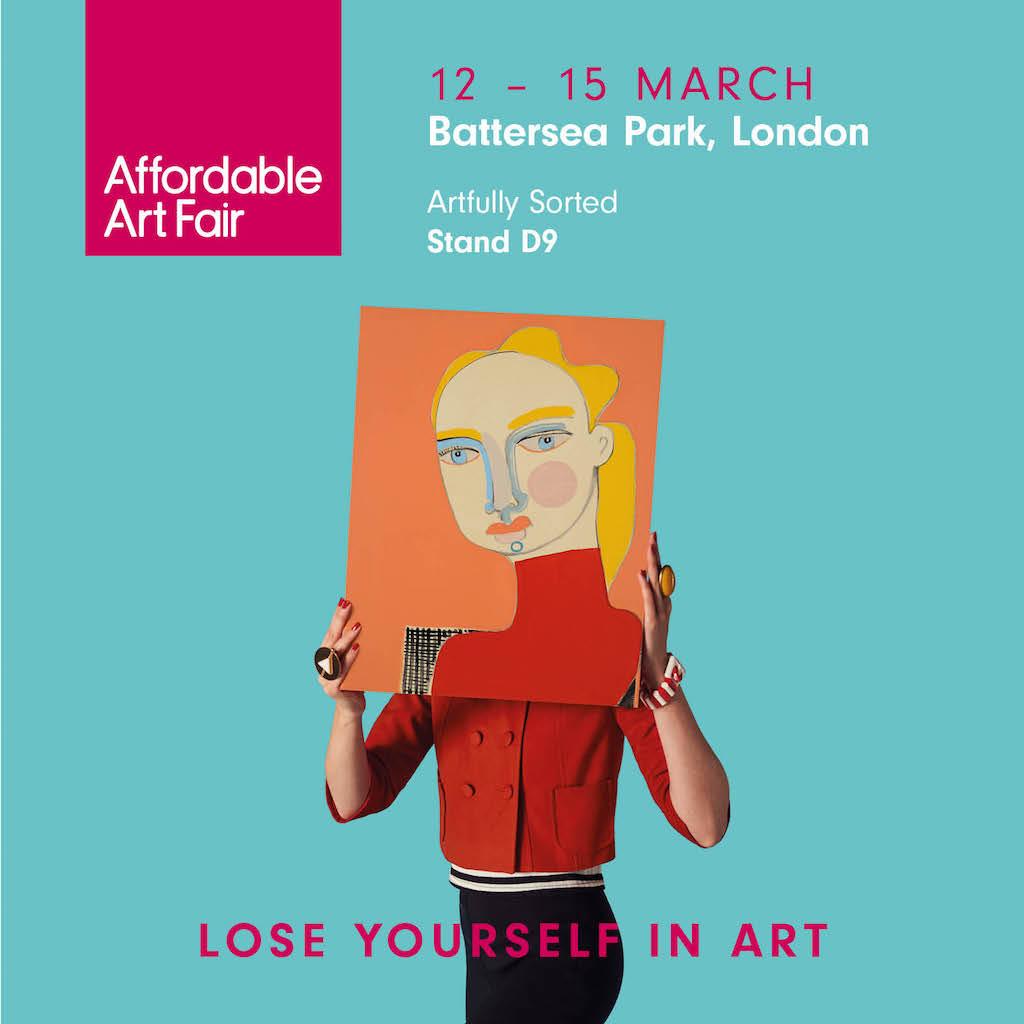 The Afforable Art Fair – Battersea Park 12-15 March