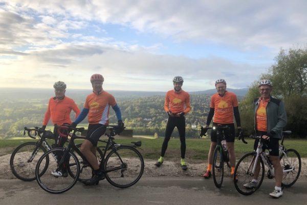 Surrey Cycle Challenge 15