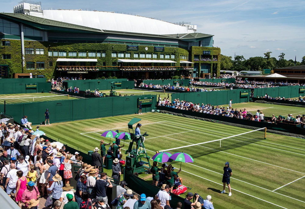 WIMBLEDON 2020: THE CHAMPIONSHIP THAT NEVER WAS