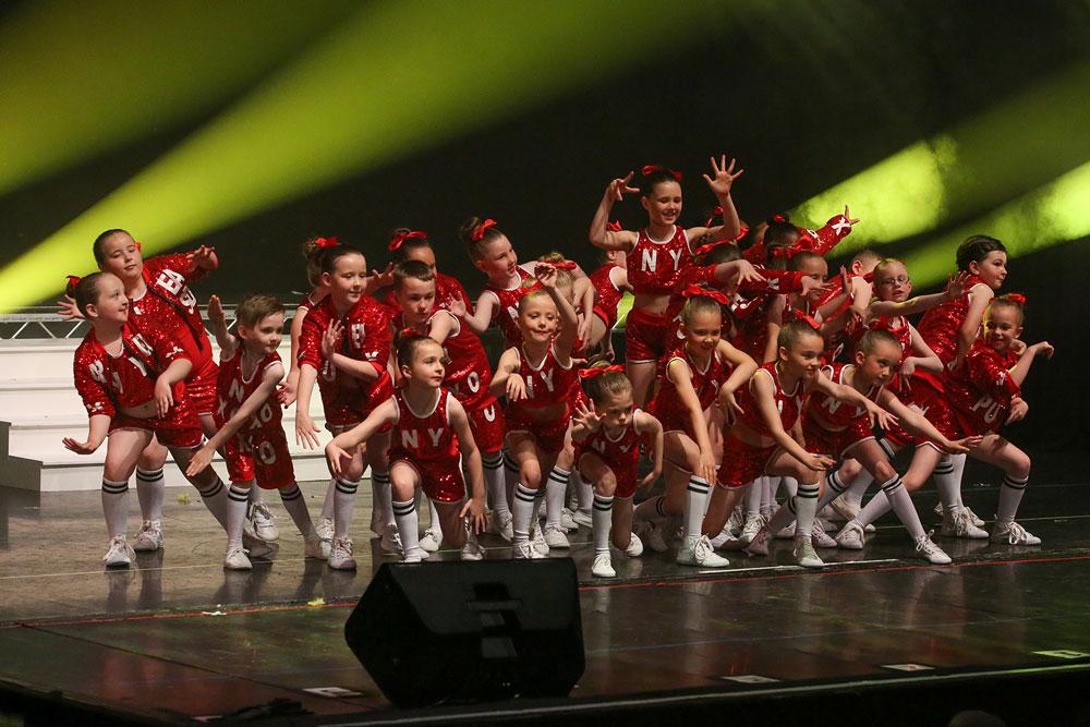 Razzamataz! Theatre school getting children on the stage