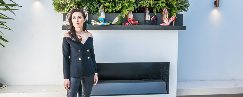 STEPPING OUT WITH LUCY CHOI – CHAMPION OF AFFORDABLE LUXURY