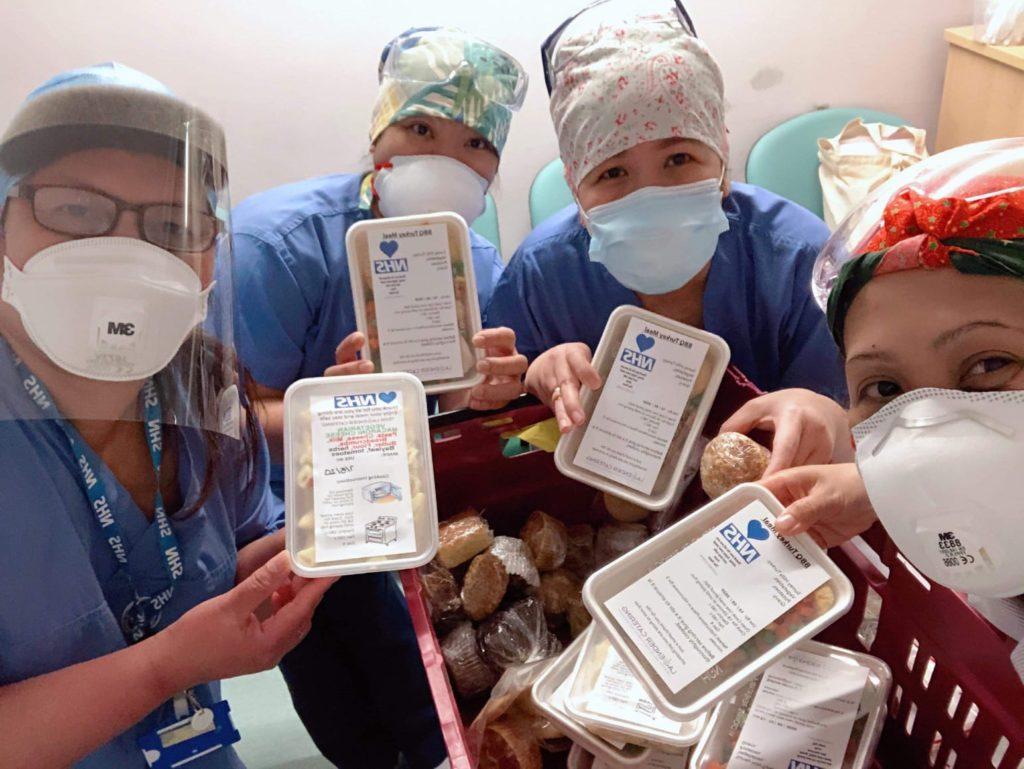 Feeding NHS Heros