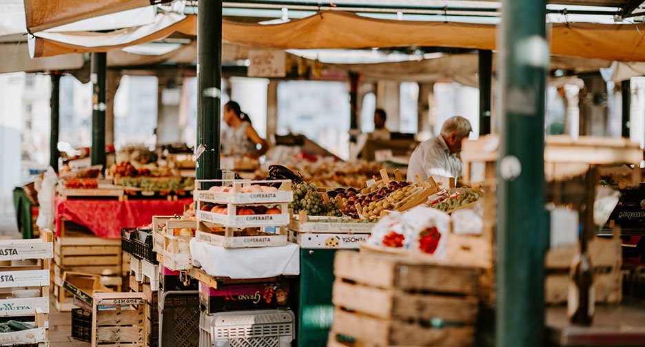 Best Food Markets in South-West London to try out