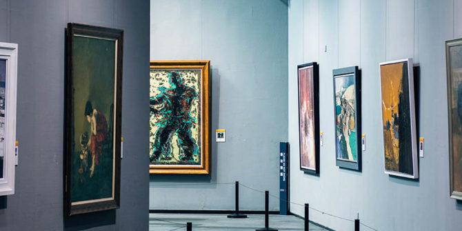 art gallery virtual tour london