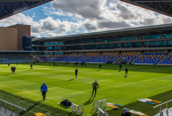 afc wimbledon moving back to plough lane
