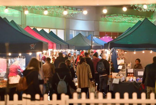 Wimbledon Christmas Market