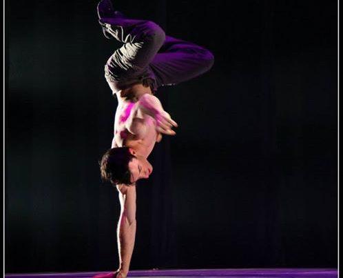JVFitness Breakdancing