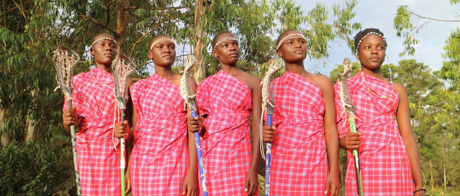 From Kenya to Canada – A world class women's lacrosse team is born