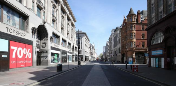What was 2020 really like for high street businesses?