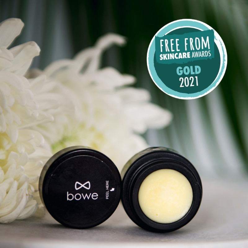 Lip-balm-Bowe-Organics-winner-free-from-2021-awards