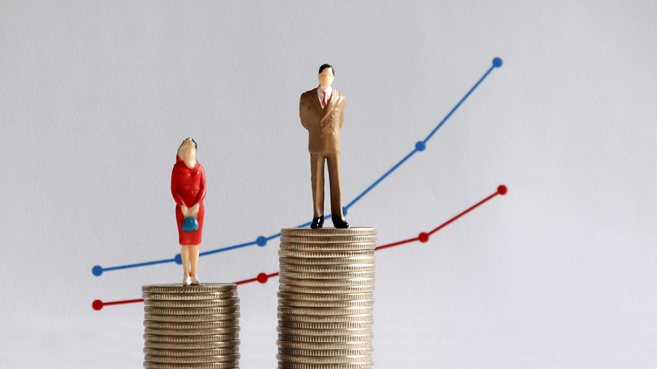 The gender pay gap paves the way to the wealth gap
