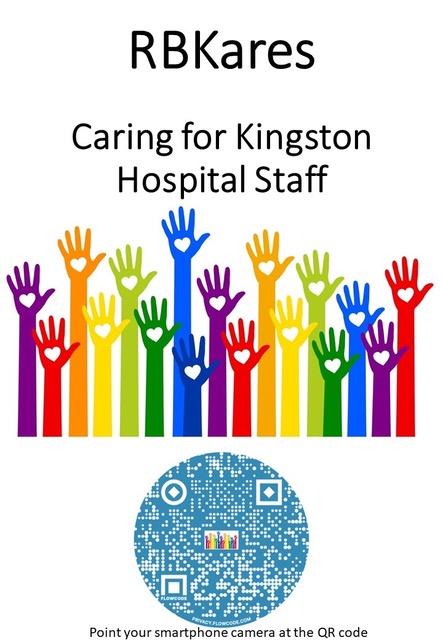 Kingston Hospital staff