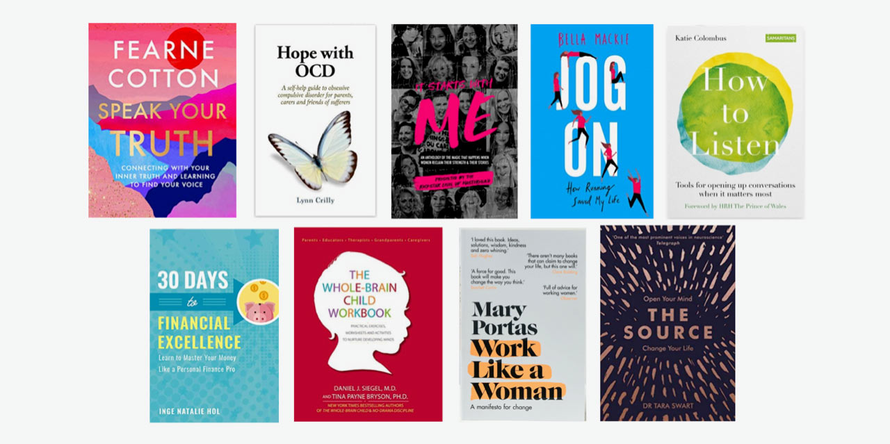 Self improvement books every woman should read