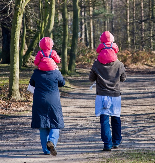 Regain your fitness after twins