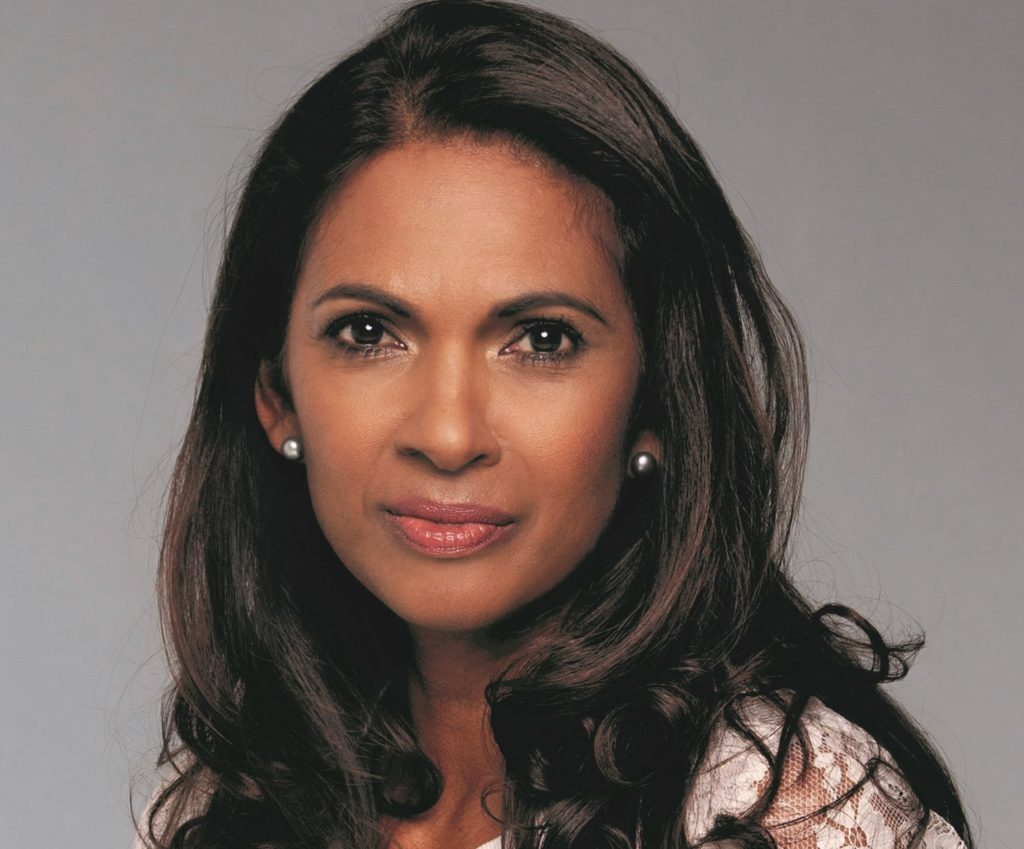 Gina Miller on Excludeduk in Darling Magazine