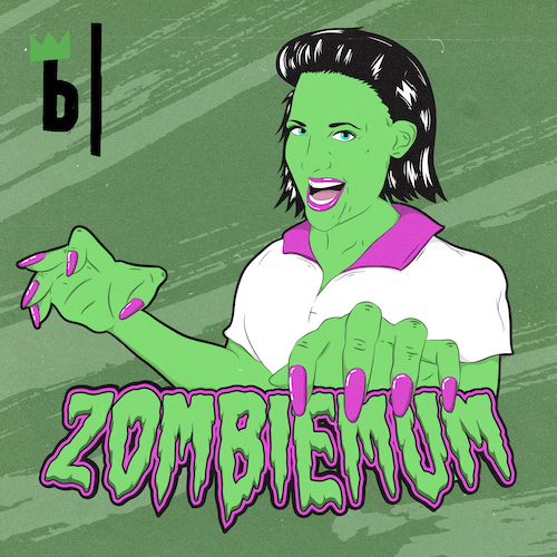 Zombiemum:  A Podcast Normalising Conversations about Mental Health and Parenthood