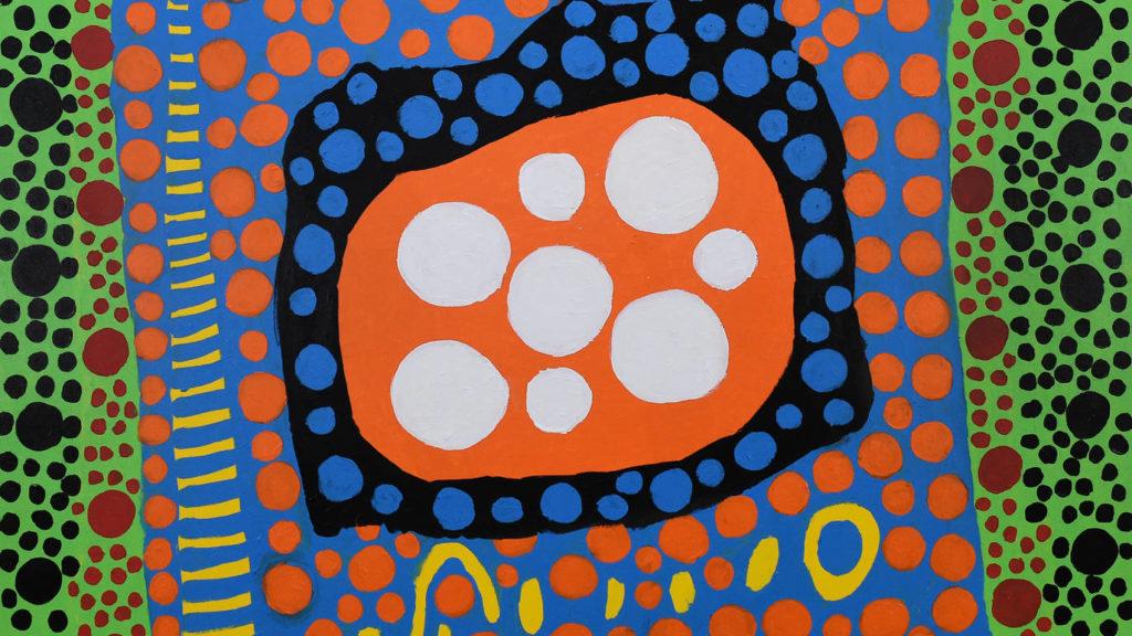 Must-see-art-exhibition-in-London-Yasoi-Kusama-at-Victoria-Miro-Gallery