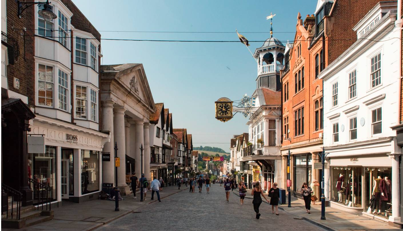 Top 10 boutiques in Surrey