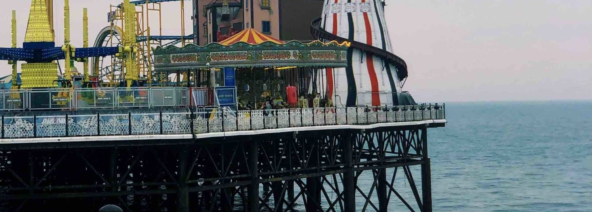 UK Staycation in Brighton